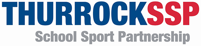 Thurrock School Sport Partnership logo