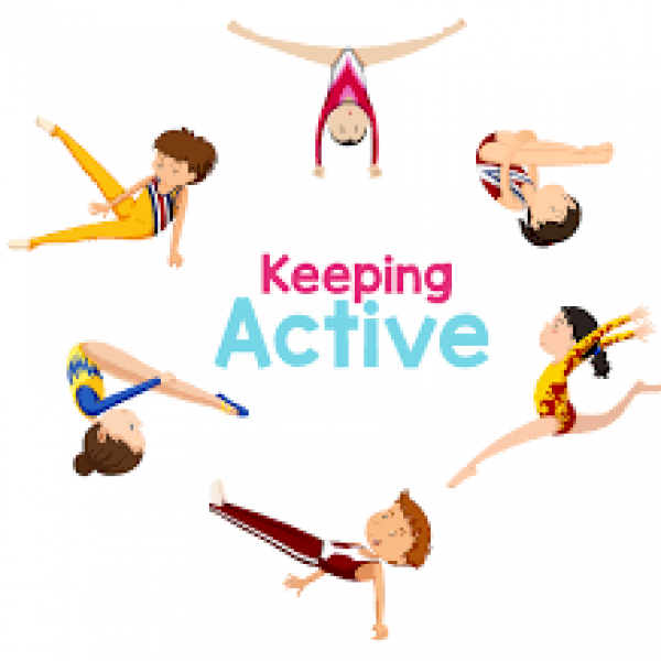 Keeping you Active & Healthy at Home