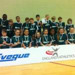 Little Thurrock 3rd in Essex Spring Games!