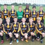 Thurrock Primary School's District Football
