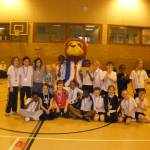 Year 3 & 4 Sports Hall Fun