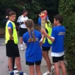 Schools Torch Relay on YOUR THURROCK