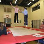 District Trampoline Fun!