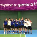 Gable Hall Win U16 Table Tennis