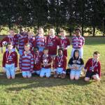 Woodside win Tag Rugby