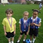 Gibson cluster KS1 cross country 7th april