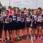 Little Thurrock win Essex Quad Kids