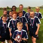 Little Thurrock Rounders Champions!