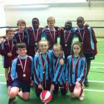 Woodside crowned Basketball Champs