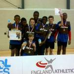 William Edwards Essex Champions!