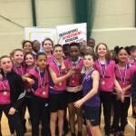 Belmont Castle Essex Sportshall Champions