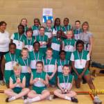 Warren 10th in County Sportshall Finals