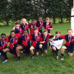 Year 5/6 Tag Rugby Report