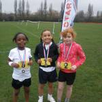 Thurrock's Infant Superstar Athletes!